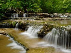 Turkey Creek at the Walls of Jericho