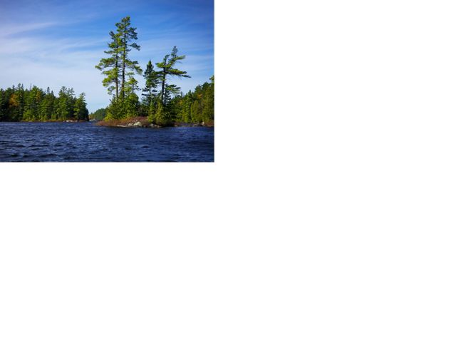 One of more than 20 lakes at Wilderness Lakes Reserve in the Michigamme Highlands region of Michigan's Upper Peninsula.