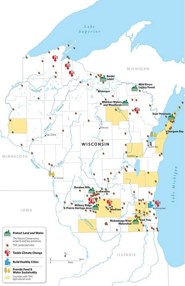 Wisconsin priorities