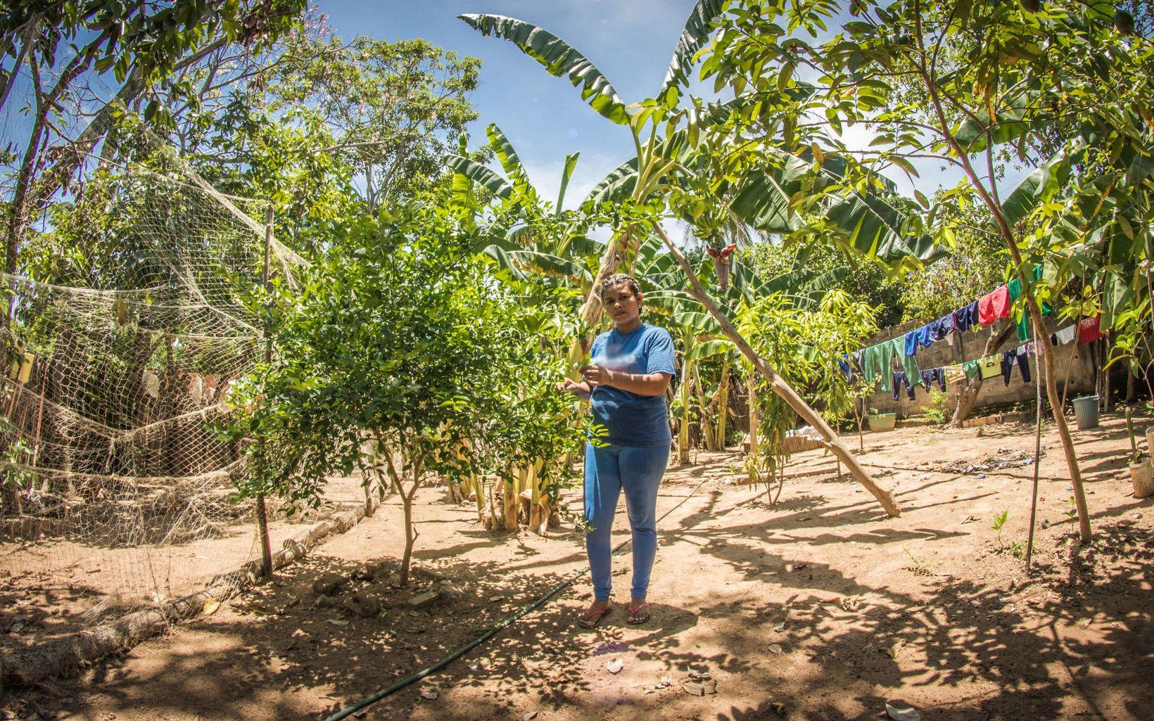 En el marco del Proyecto de Adaptación basada en Ecosistemas para las comunidades de las planicies inundables de la cuenca del Magdalena.