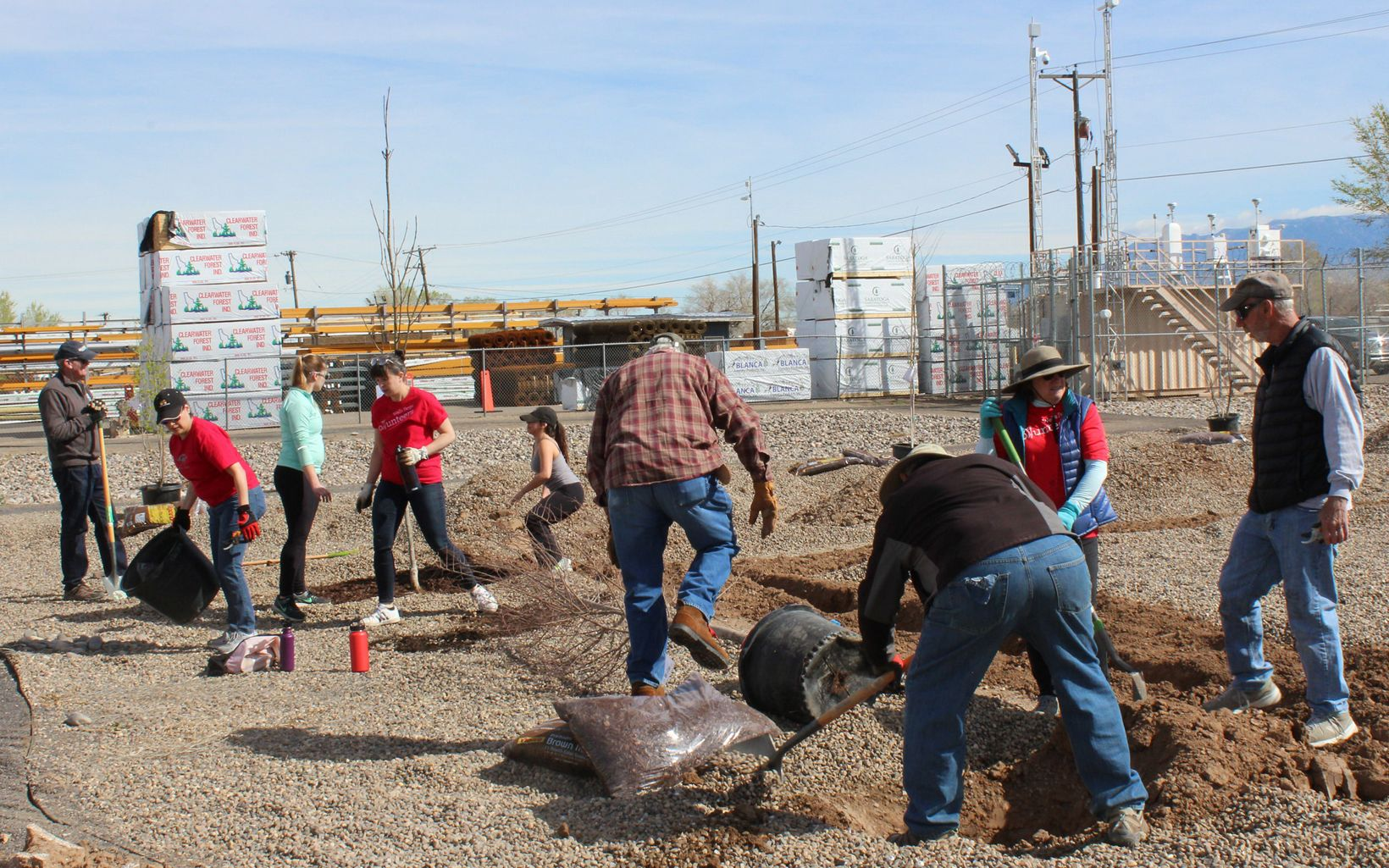 Wells Fargo is supporting TNC in New Mexico's urban conservation initiatives with a $200,000 Resilient Communities grant.