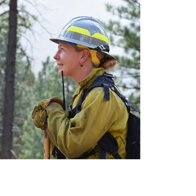 Amanda Rau, Fire Manager in Oregon