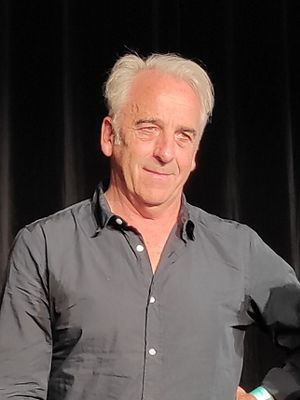 Winner Gregory Day at the Sydney Writers Festival