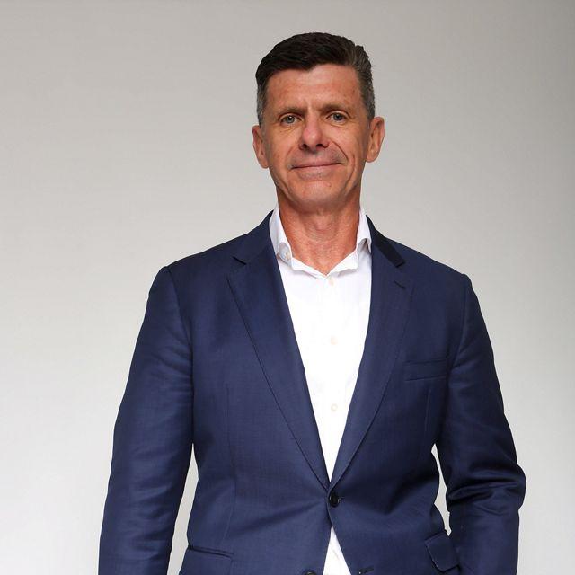 David Stewart, Executive Director, Philanthropy and Engagement