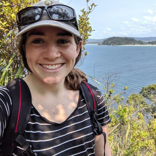 GIS Technical Officer, TNC Australia Oceans Program