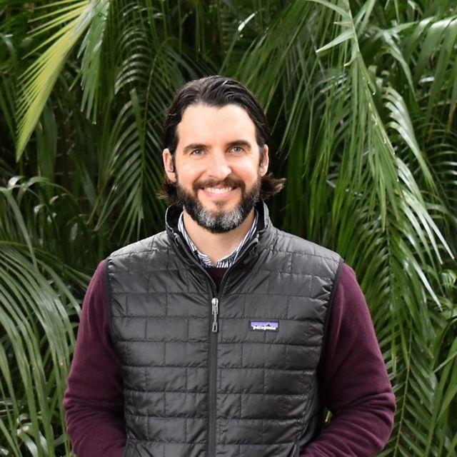 Andrew Fischer, Oceans Project Coordinator, Australia