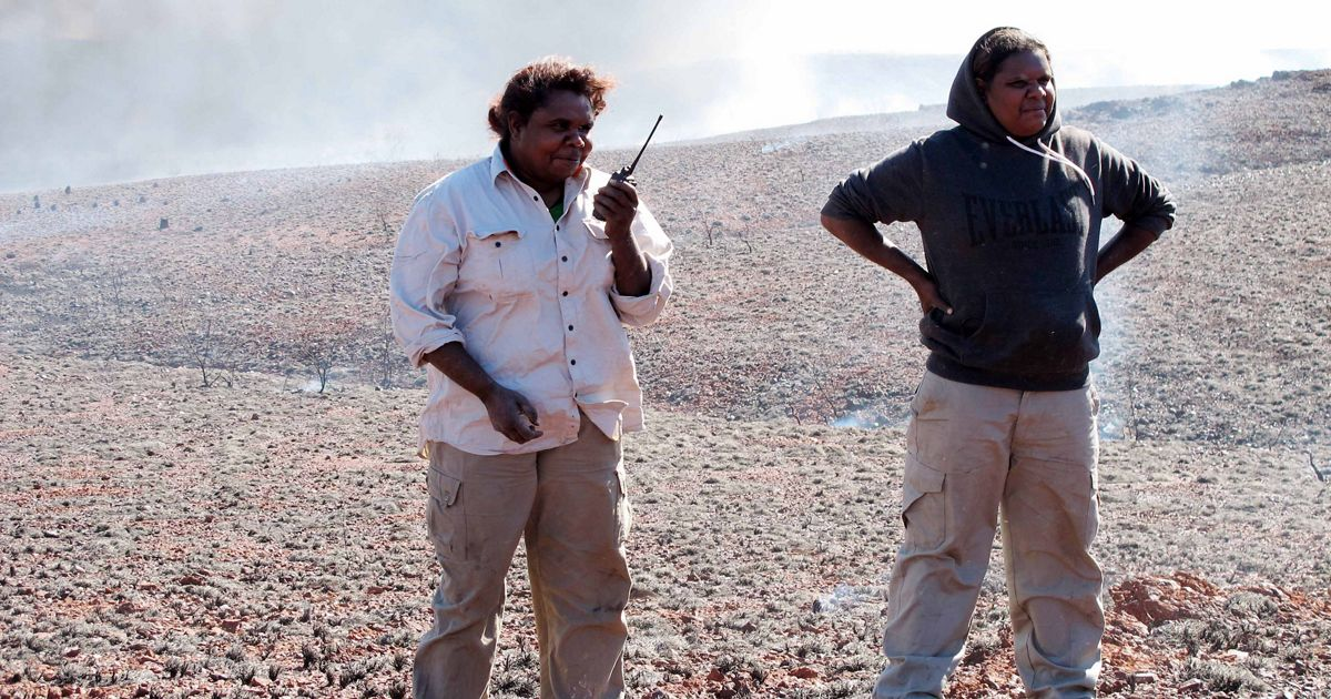 Kanyirninpa Jukurrpa is one of the partners of the Ten deserts Project