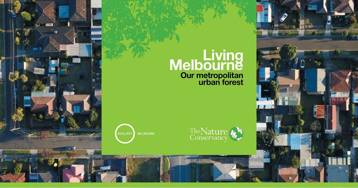 Our metropolitan urban forest