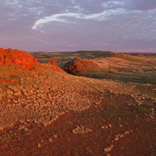 Indigenous groups & country to benefit from 10 Deserts