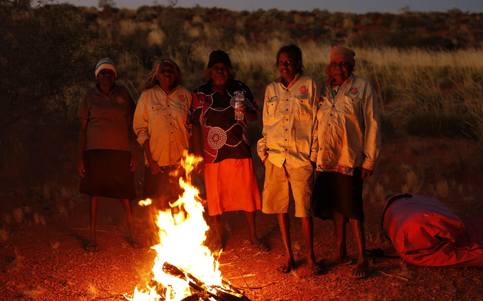 as important in camp today for these Martu women as it has been for thousands of years