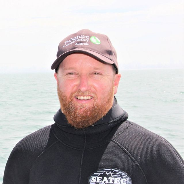 Marine Restoration Coordinator