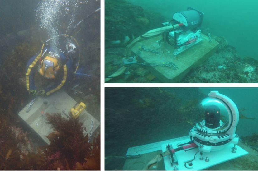 Installing Reef Cam