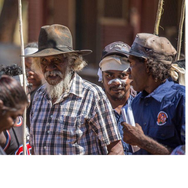 Nyikina and Mangala people