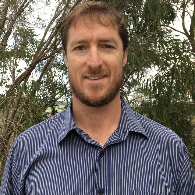 Marine Project Coordinator for The Nature Conservancy in Australia.