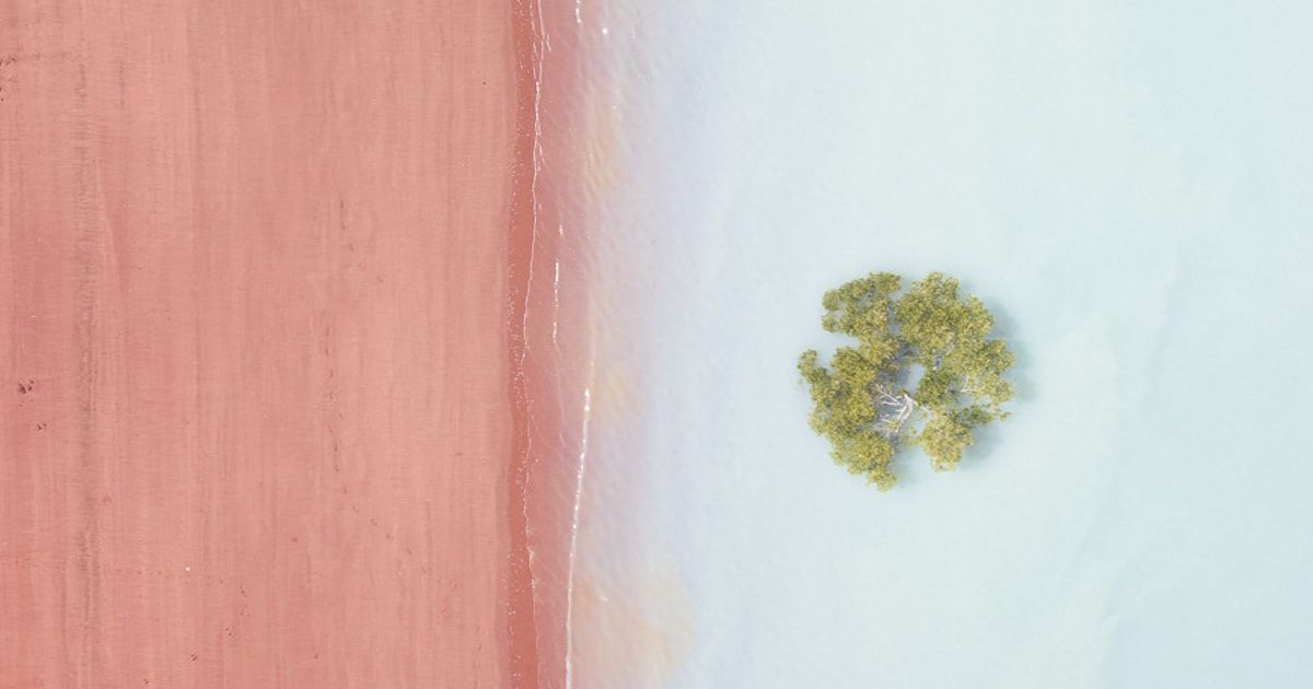 The colours of the Kimberley