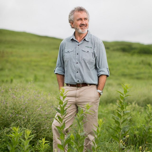 the Conservancy's Northern Australia Program Manager, 