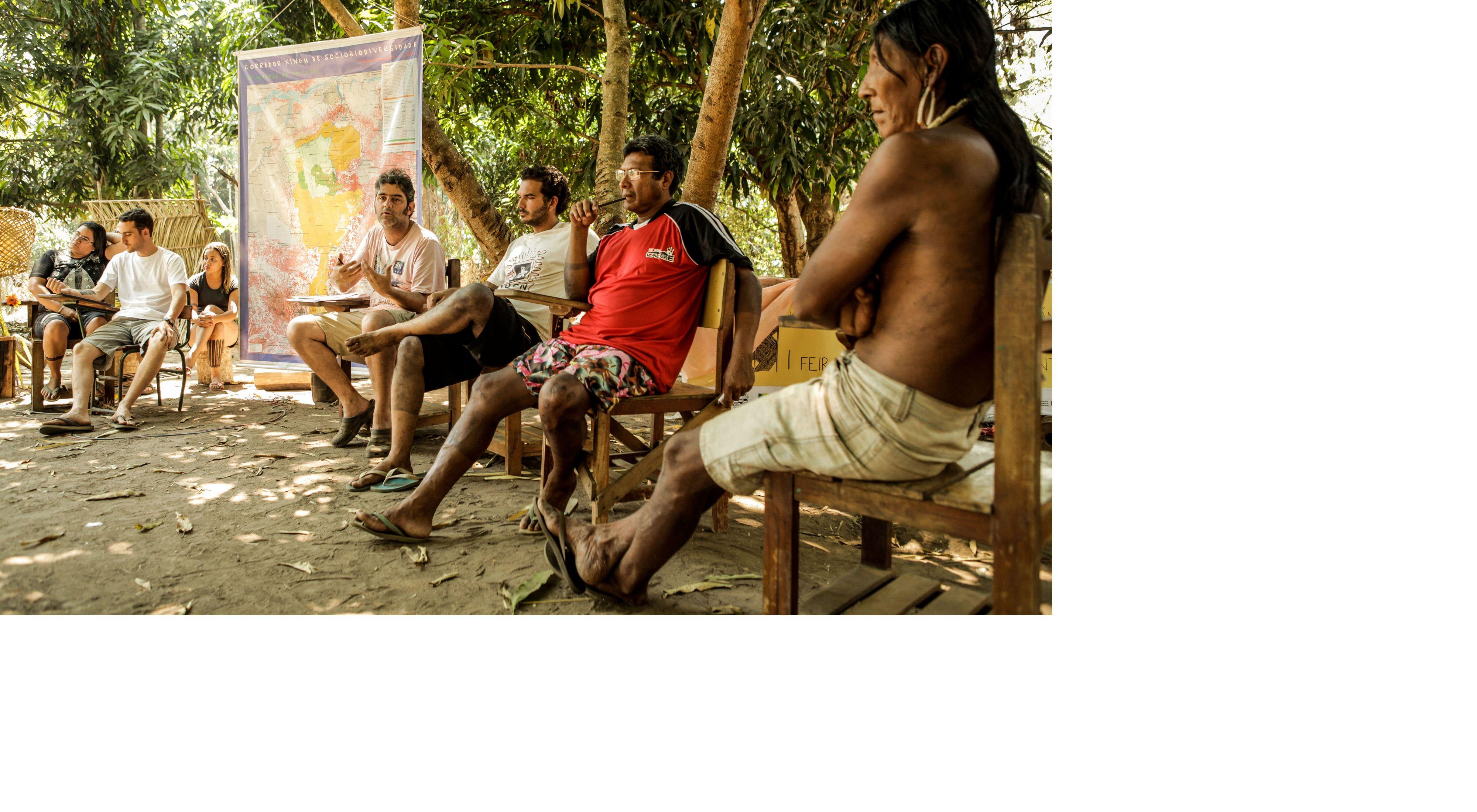 Brasil, comunidades indígenas