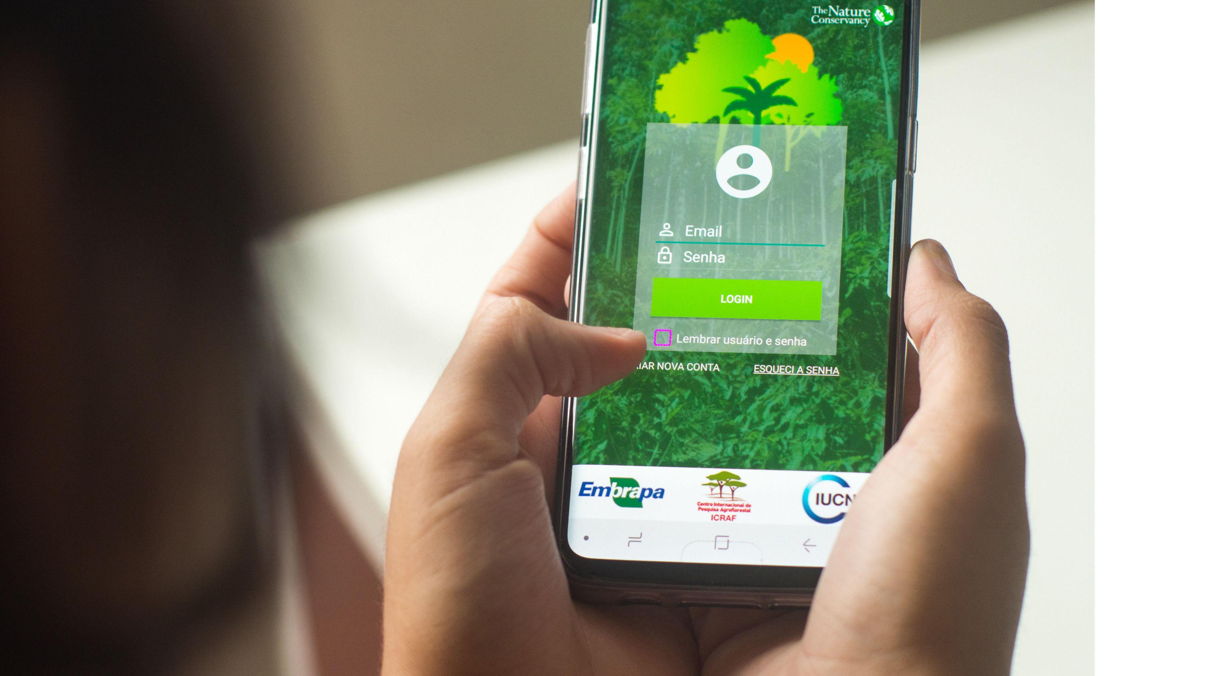 AnaliSAFs é um aplicativo que auxilia produtores e técnicos rurais na gestão de sistemas agroflorestais.