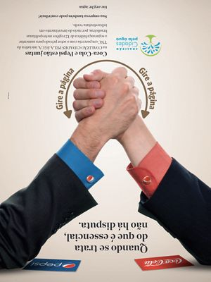A Coalizão colocou empresas concorrentes trabalhando juntas pelo mesmo objetivo, como no anúncio publicado em 2016, em que Coca-Cola e Pepsi uniram forças pela iniciativa.