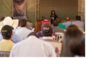 Evento de 3º dia de Campo do projeto Campos do Araguaia no Mato Grosso