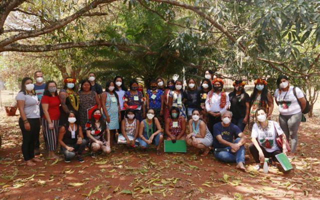 Mulheres Indígenas trocam experiências sobre equidade e igualdade de gênero