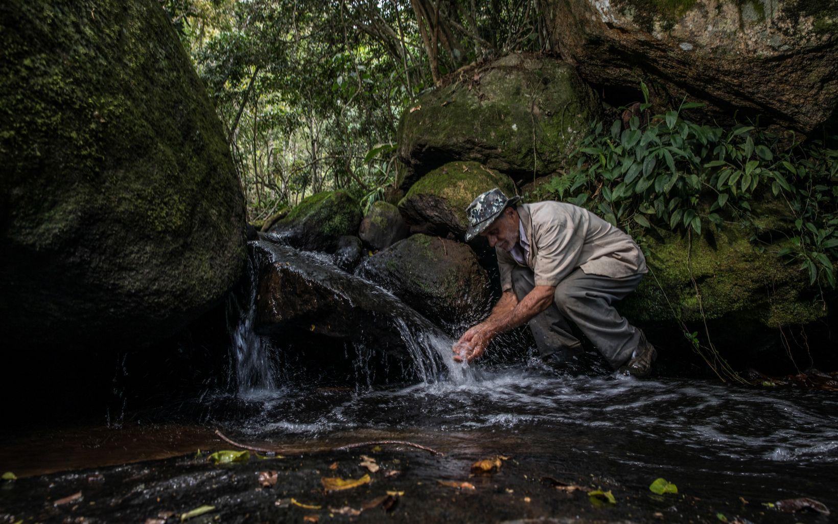 Florestas e Água