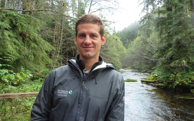 Executive Director of TNC's Canadian affiliate, Nature United