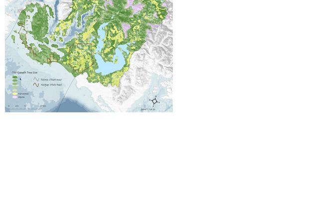 Tla-o-qui-aht Vision Map