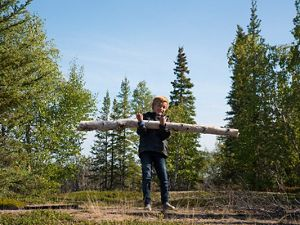 In the Łutsël K'é Dene community, investments in youth leadership are  seen as critical for conservation success.