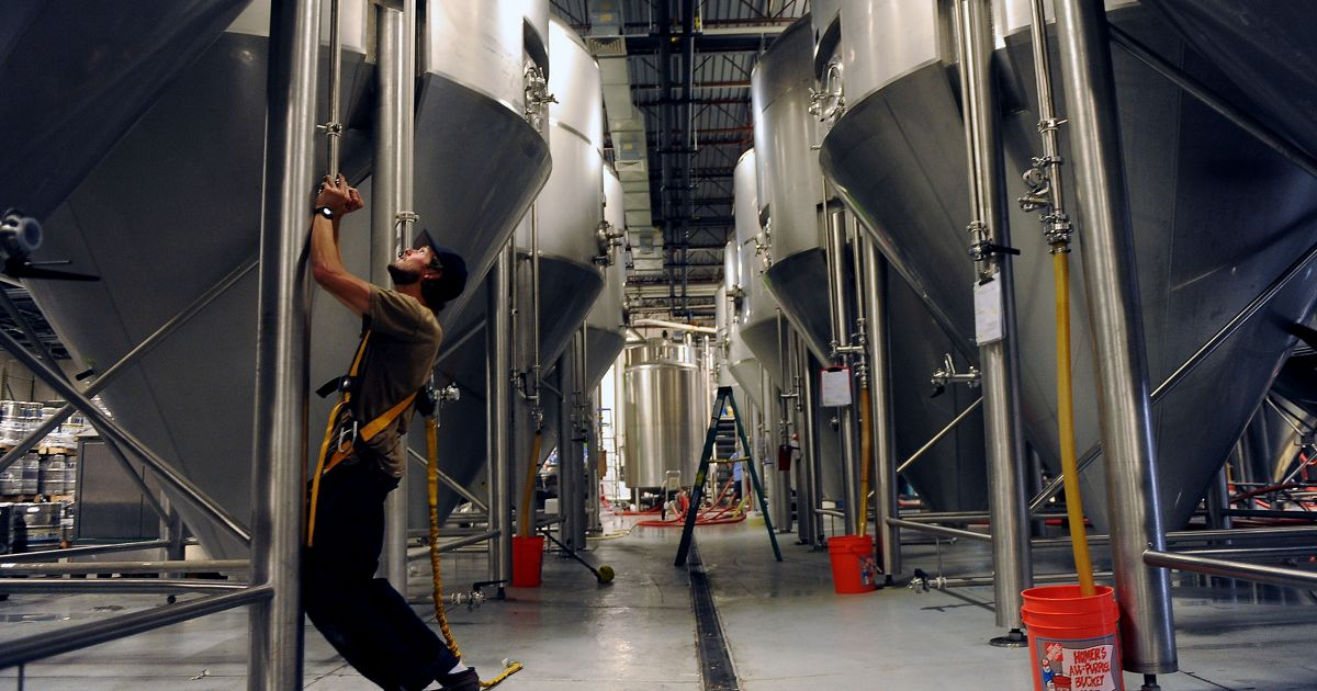 Oskar Blues brewery and brew pub is one of the Colorado breweries participating in Oktoberforest.