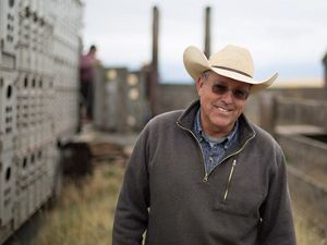 Dan Probert is one of many ranchers working to preserve and protect the Zumwalt Prairie in Northeast Oregon.
