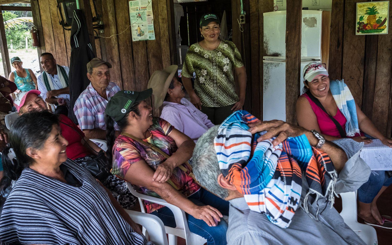 La ganadería es un sector muy tradicional en Colombia que busca reinventarse y adaptarse al cambio climático. El proyecto GCS fue un acercamiento exitoso a esta transición.