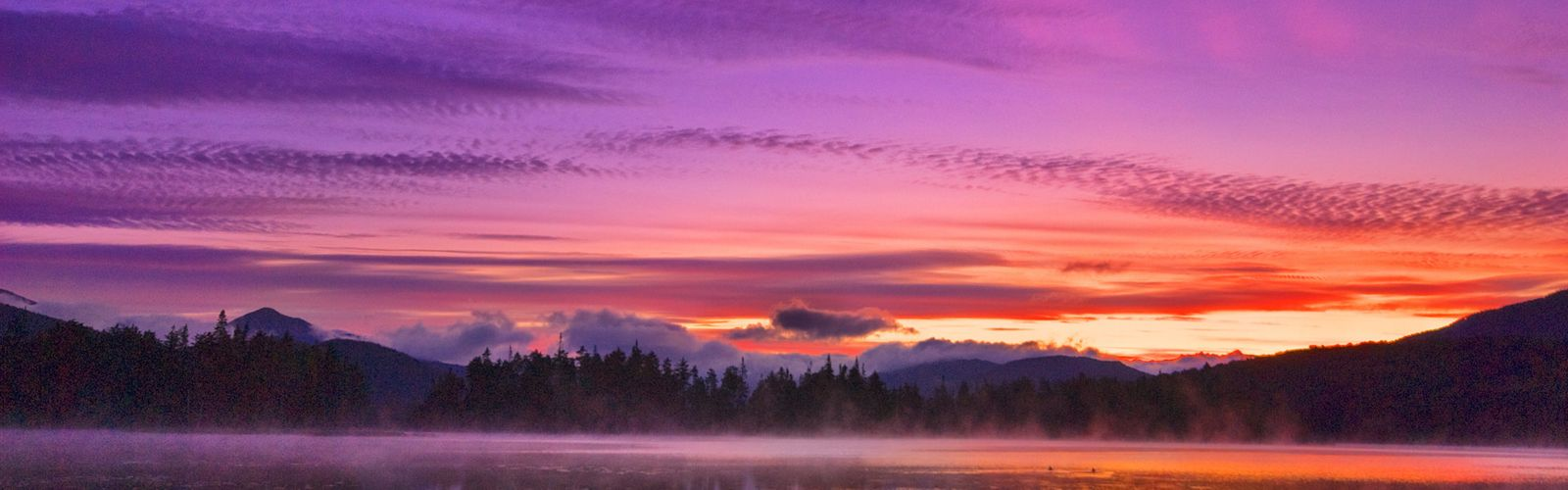 Magical colors in the Adirondacks