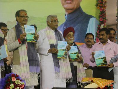 Common Plants of the Riparian Zones of River Narmada