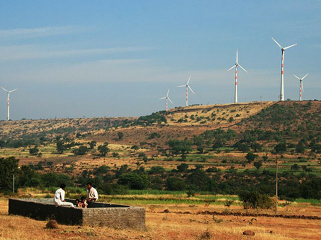 Deriving energy from low-carbon sources is key to human development and a sustainably growing economy in India.