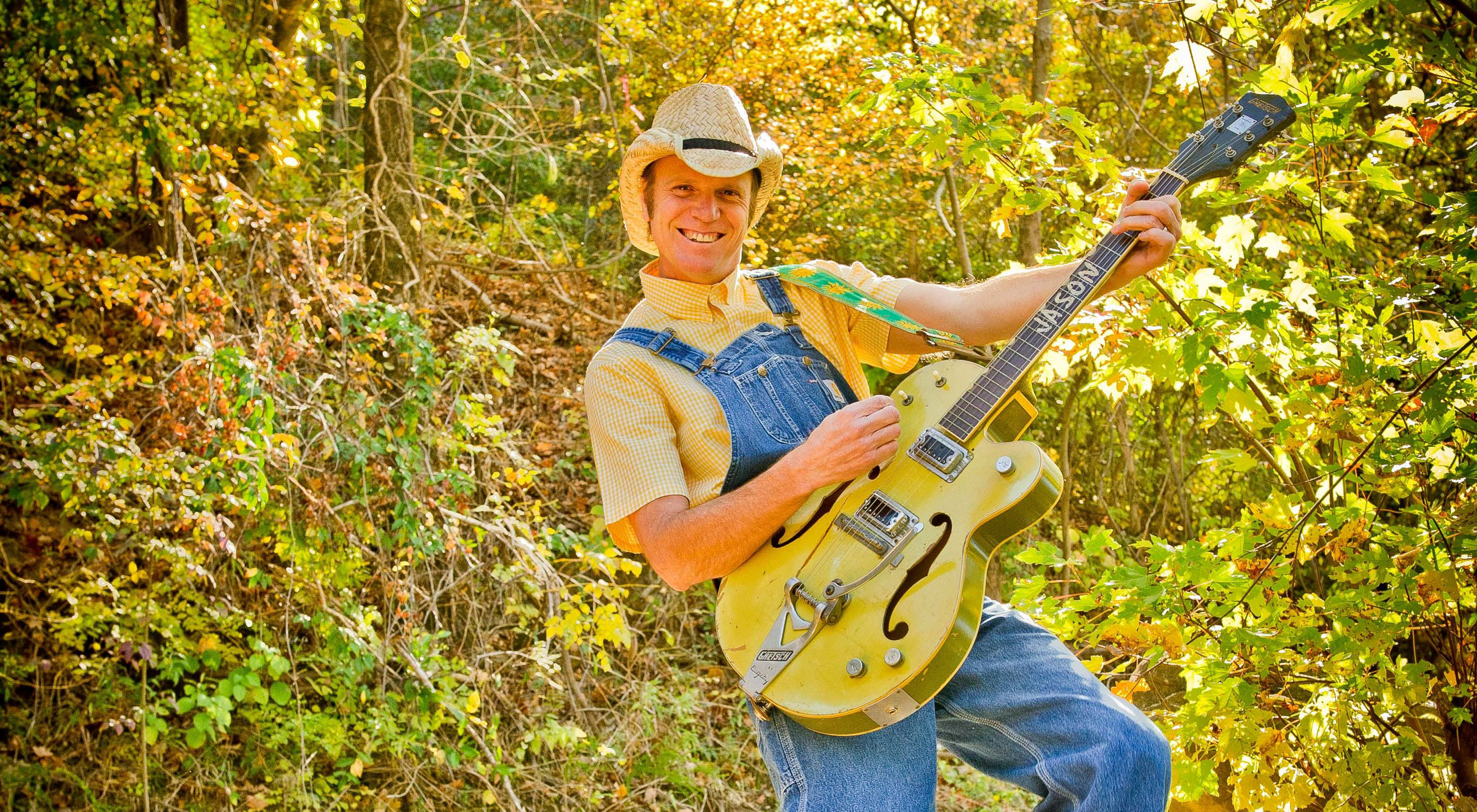 If Trees Could Sing - Farmer Jason & the Hackberry