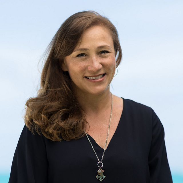 Jody Kaulukikui, The Nature Conservancy Hawaii director of protection and climate strategy lead.