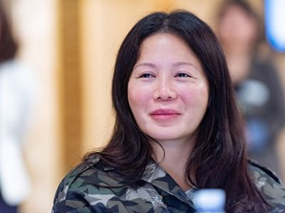 Philanthropist and member of the China Global Conservation Fund Board Committee