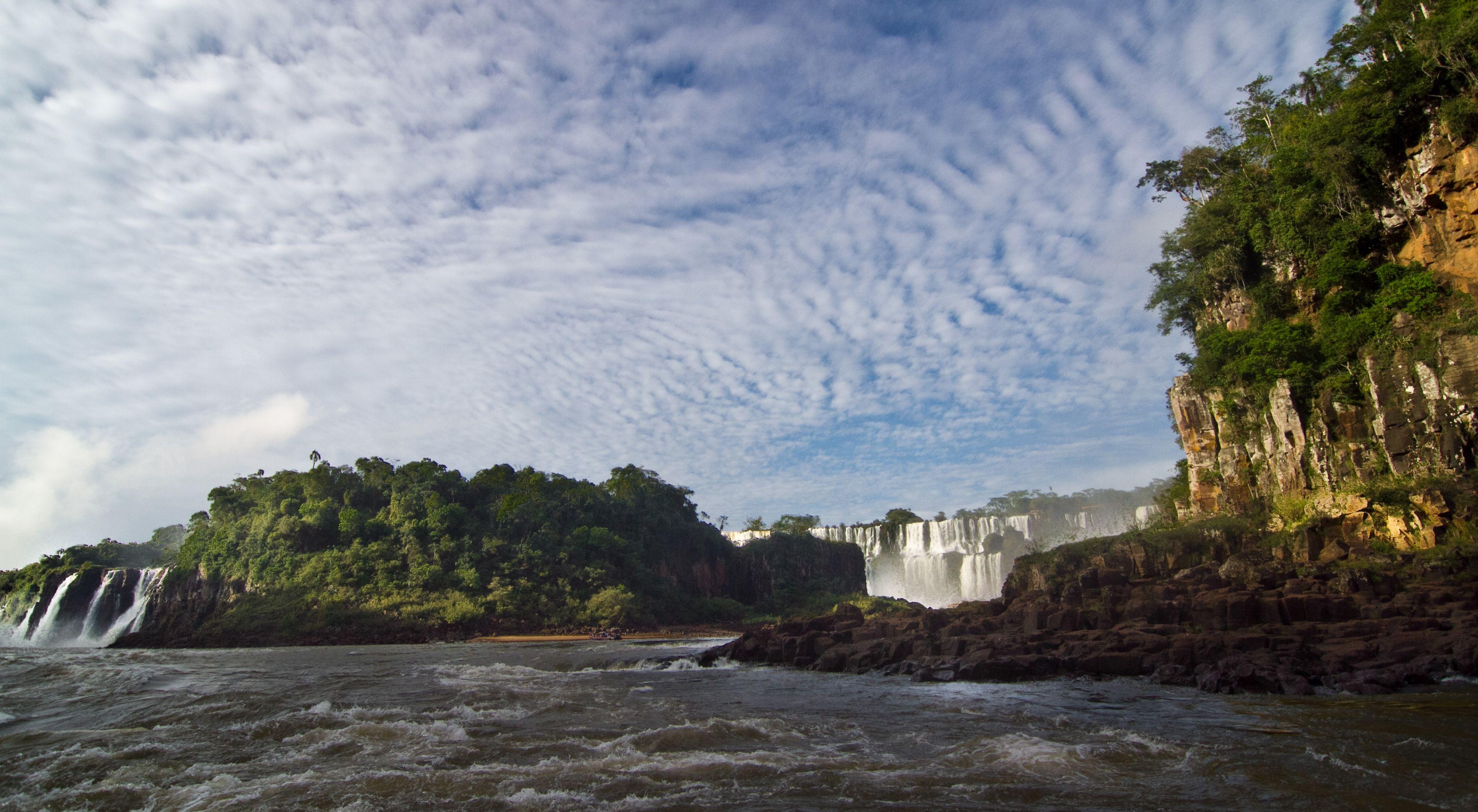 Cataratas del Iguazú, Brasil