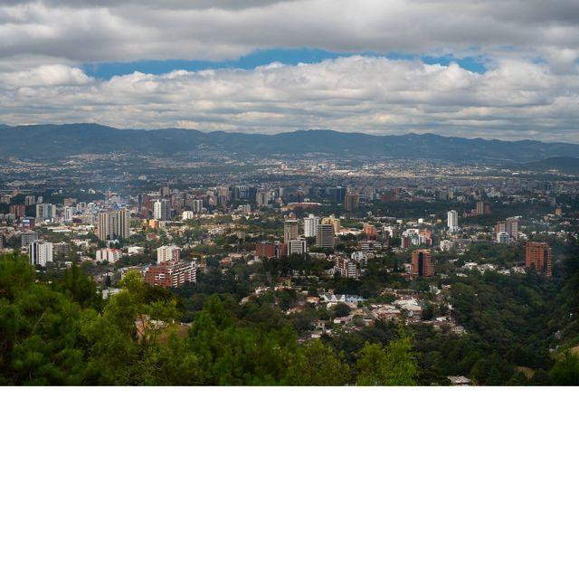 Ciudad de Guatemala, fondo de agua, cambio climático