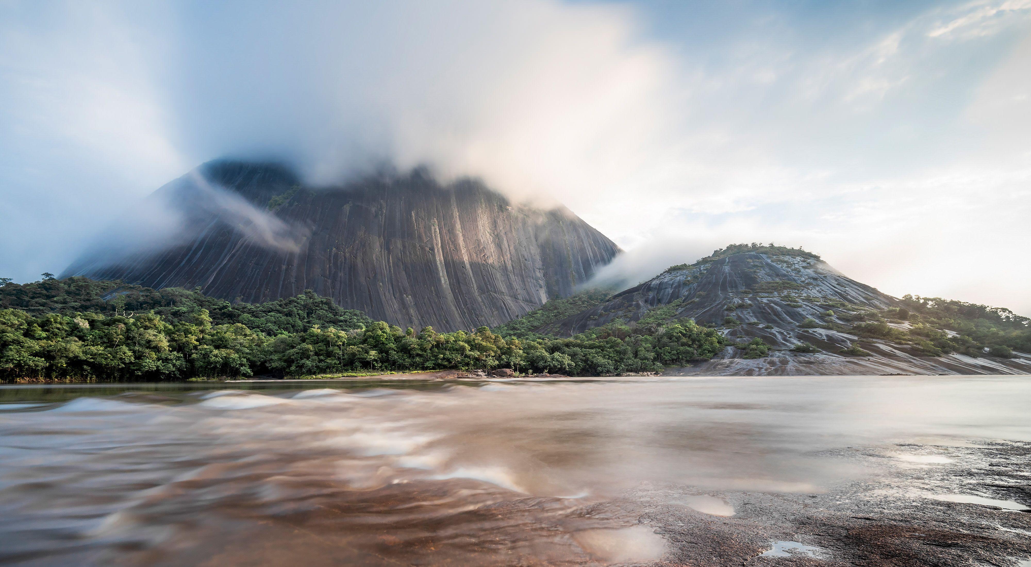 río Inirida, Colombia