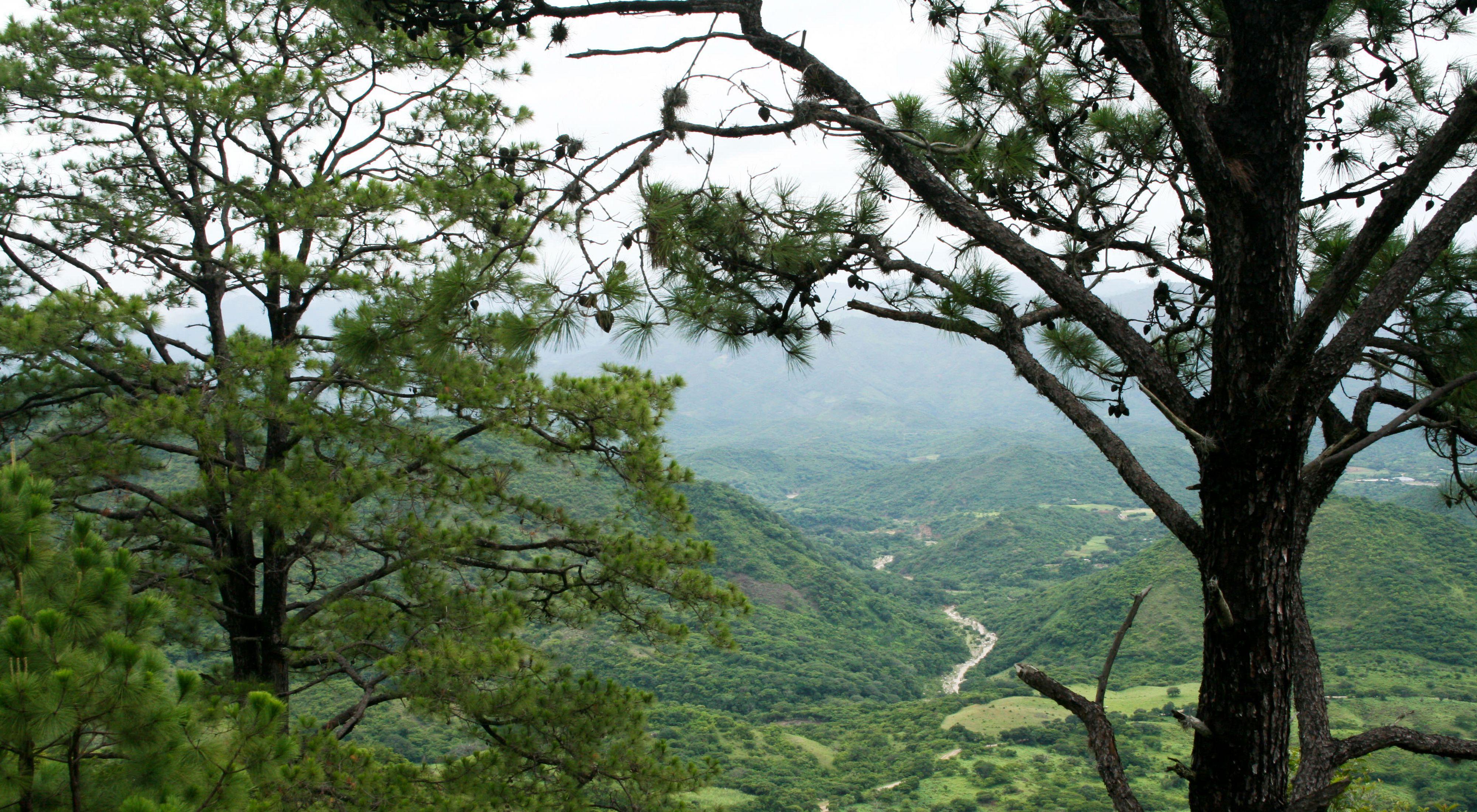 Valle en Nicaragua
