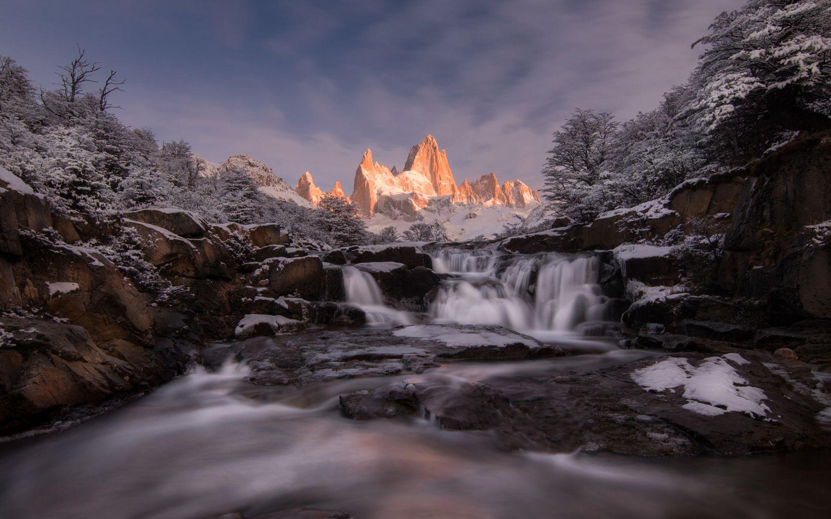 Creo que esta es una de las cascadas más escondidas de ese río, no hay camino o señales para llegar allí.