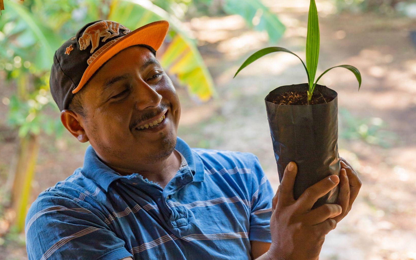 conservación y comunidades mayas