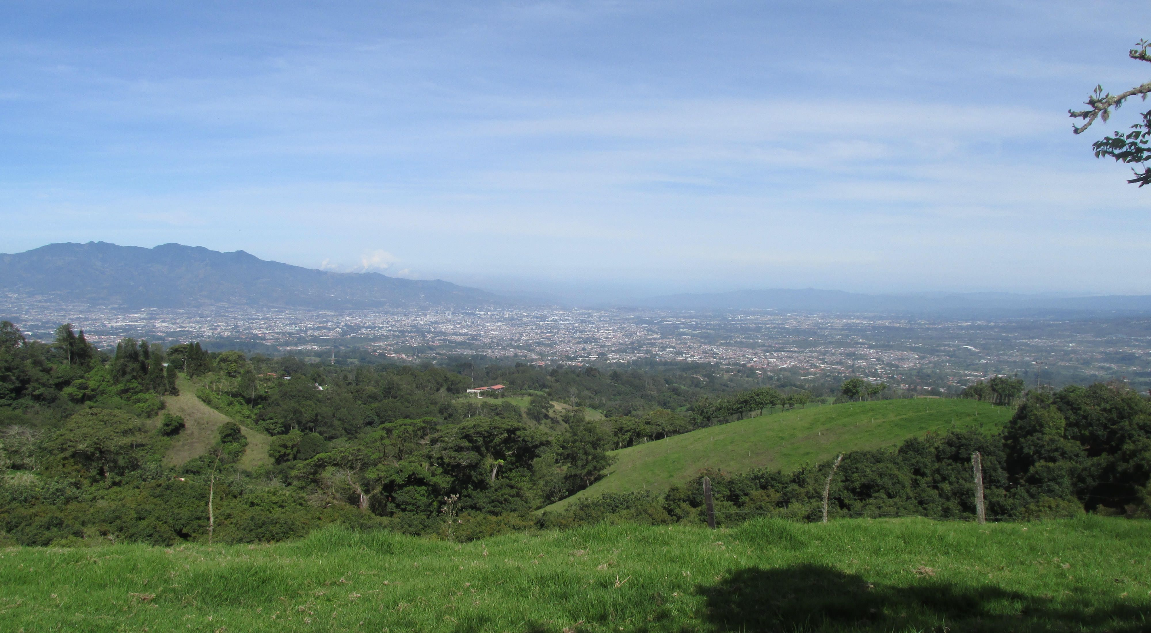Vista de San José, Costa Rica