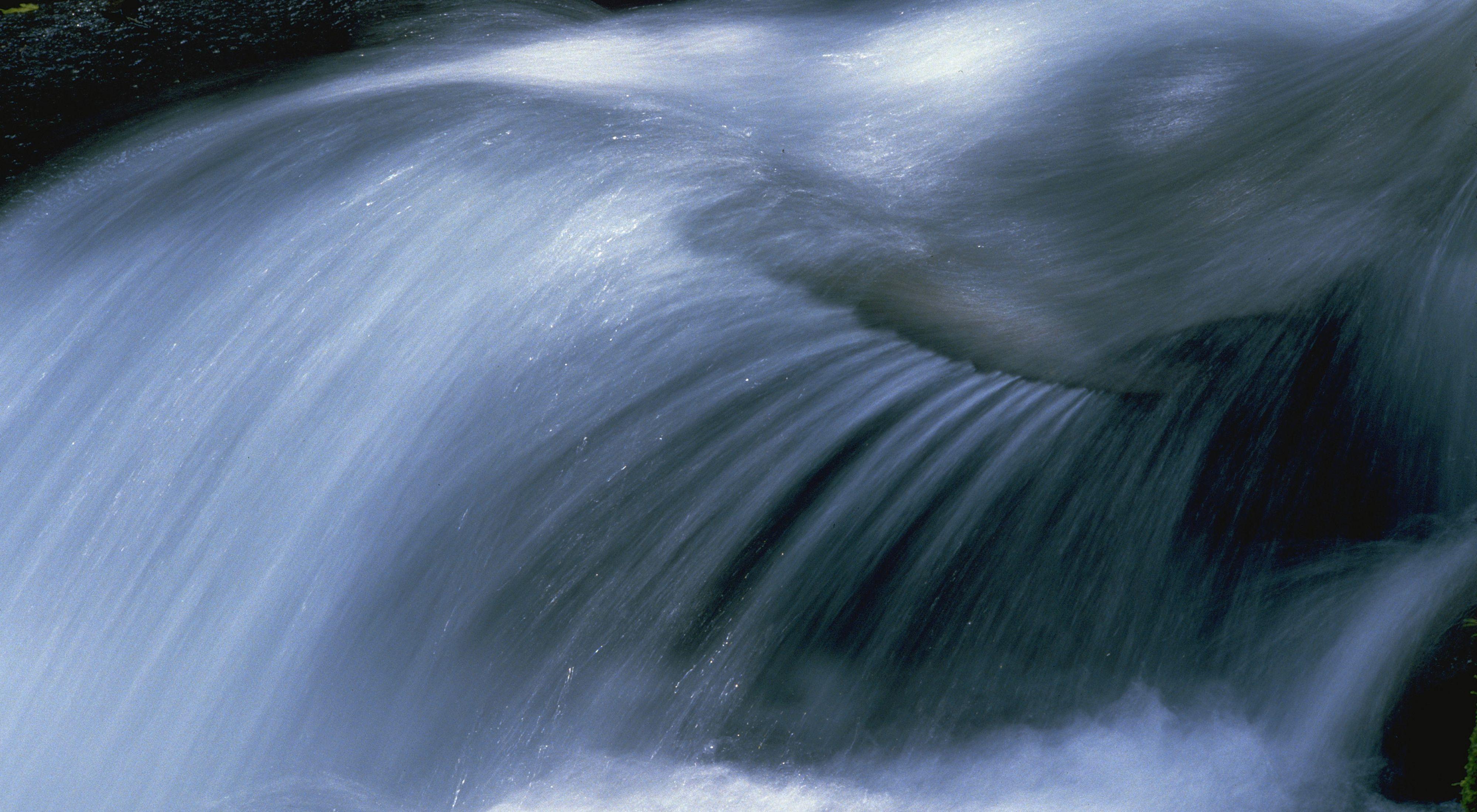 río en el Parque Internacional La Amistad en Costa Rica