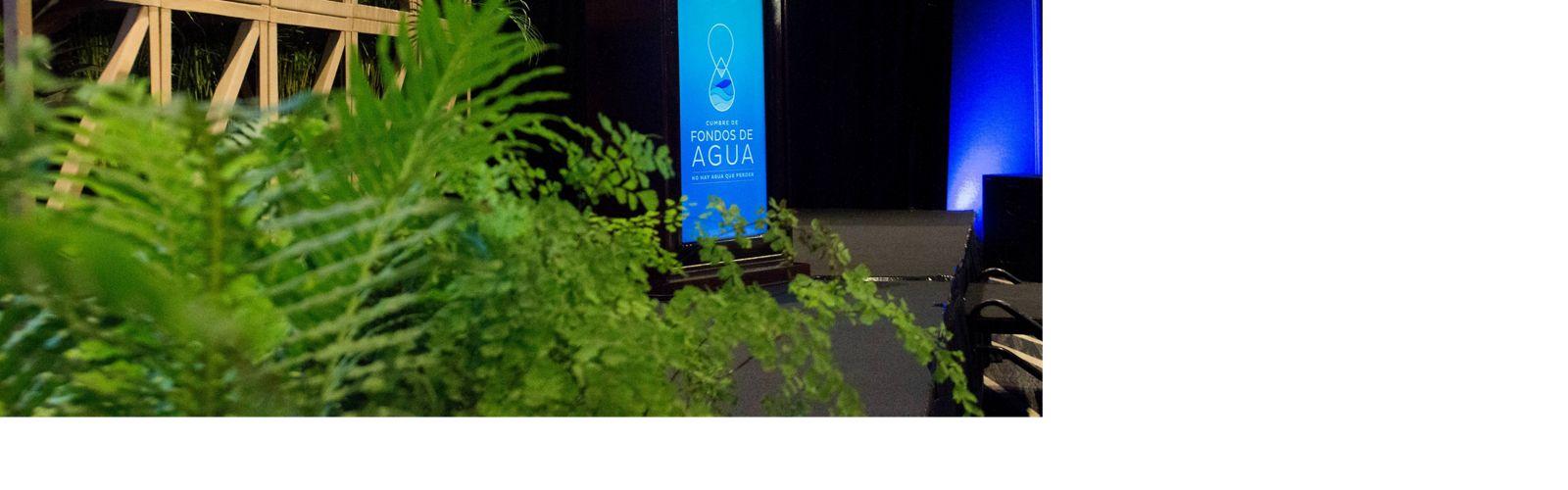 Cumbre de los Fondos de Agua
