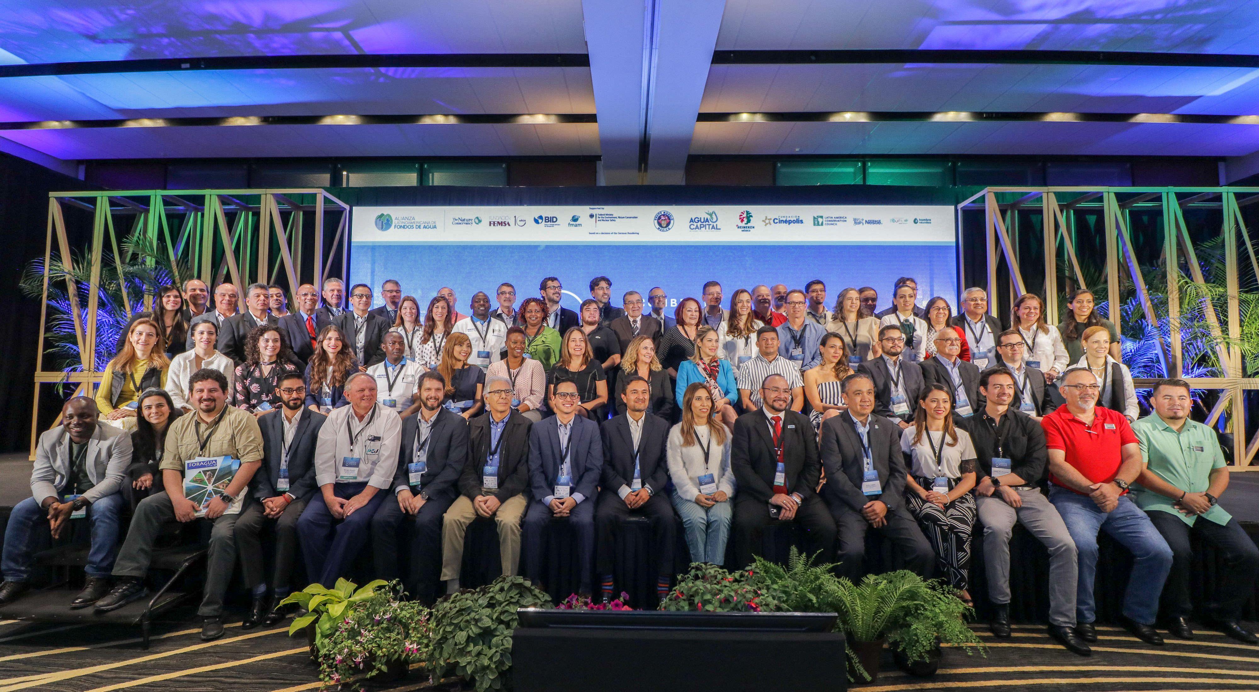 Cumbre de los Fondos de Agua , México 2019
