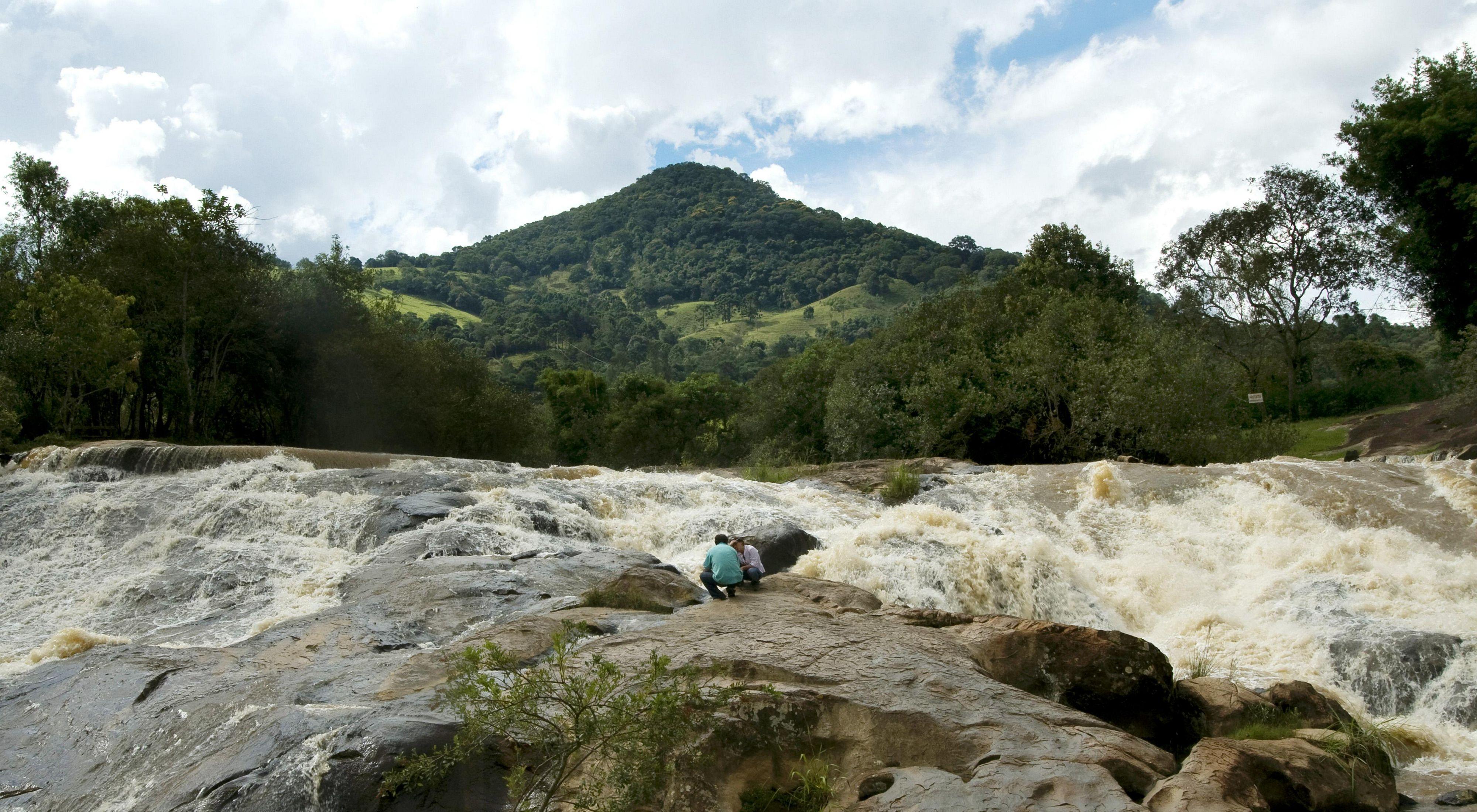 En la cuenca hidrográfica Piracicaba-Capivari-Jundia in Sao Paulo, Brasil