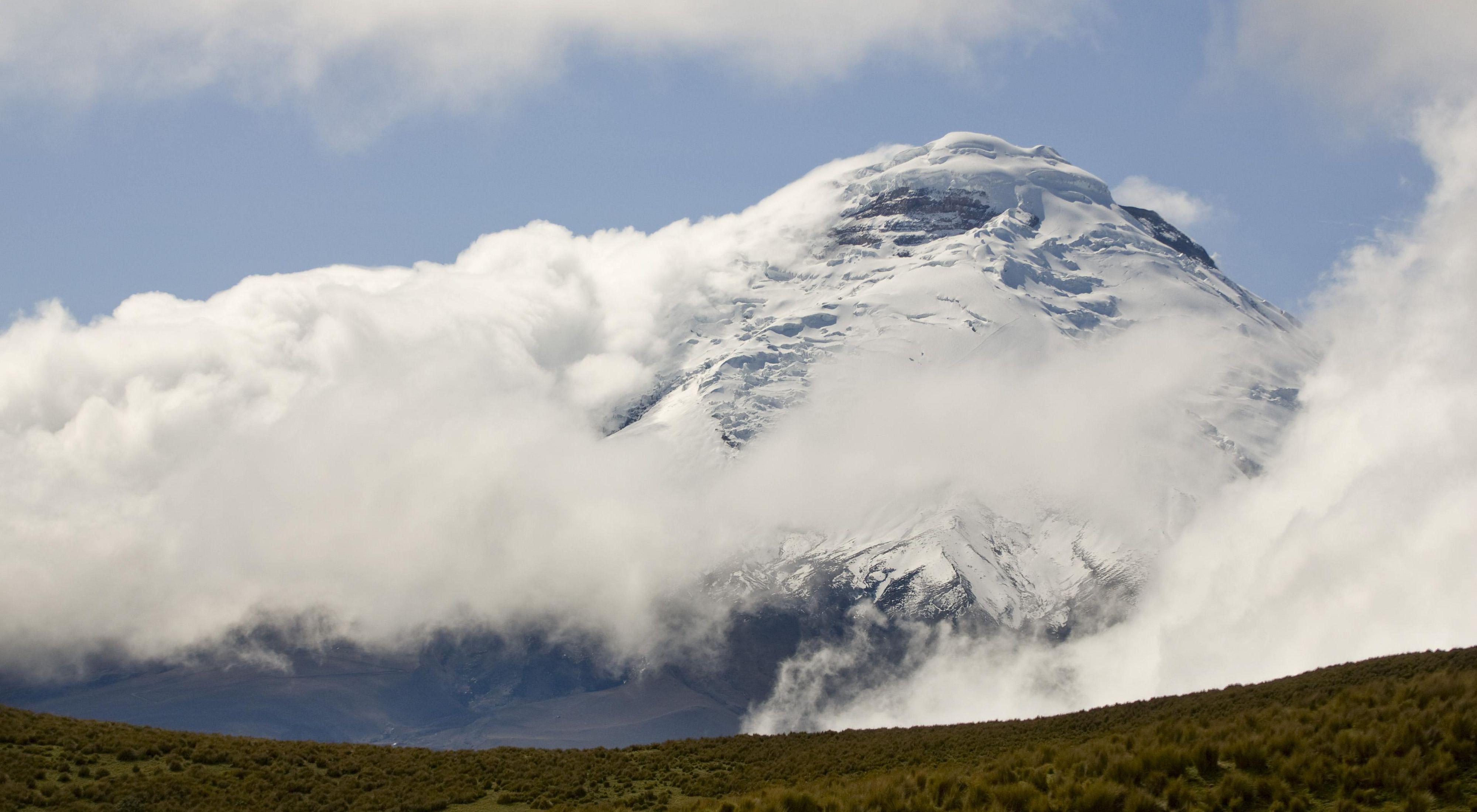 Una de las montañas más impresionantes del mundo